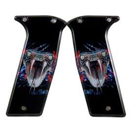 Venom Paintball Grips