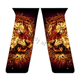 Fire Tiger Paintballl Grips