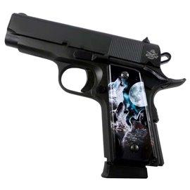 Howling Wolves SPD Custom Acrylic Pistol Grips