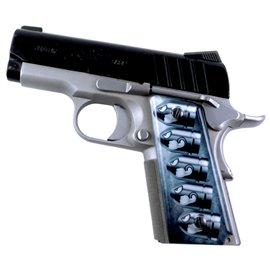 Canned Heat SPD Custom Acrylic Pistol Grips