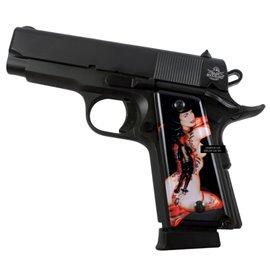 Olivia 1 SPD Custom Acrylic Pistol Grips