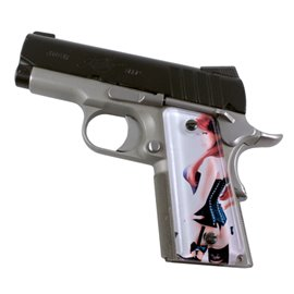 Let's Play SPD Custom Acrylic Pistol Grips