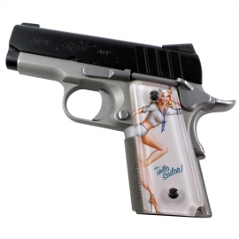 Hello Sailor SPD Custom Acrylic Pistol Grips Hello Sailor SPD Custom  Acrylic Pistol Grips