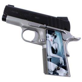 Femme Fatale 1 SPD Custom Acrylic Pistol Grips