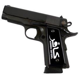 Armed Infidel SPD Custom Acrylic Pistol Grips