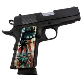 Give Me Liberty SPD Custom Acrylic Pistol Grips