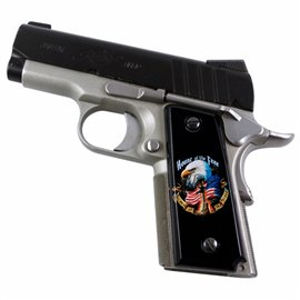 Home of the Free SPD Custom Acrylic Pistol Grips