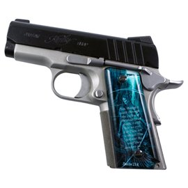 Psalms SPD Custom Acrylic Pistol Grips