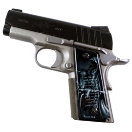Valley of Death SPD Custom Acrylic Pistol Grips