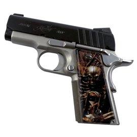 Angel of Death SPD Custom Acrylic Pistol Grips