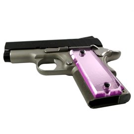 Single Color SPD Custom Acrylic Pistol Grips