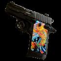 Custom SPD Custom Acrylic Pistol Grips