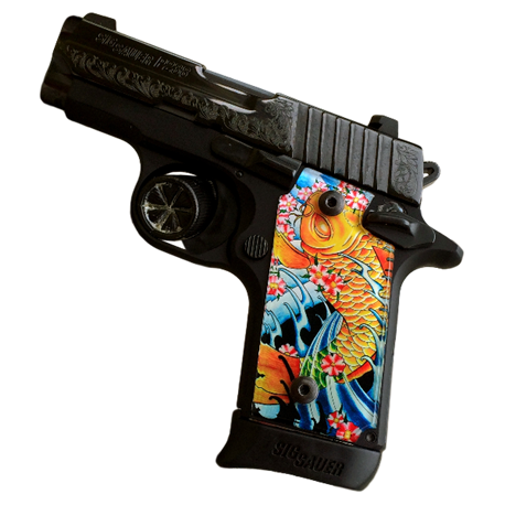 Custom Pistol Grip Selections