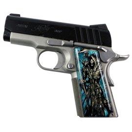 Grim Reaper SPD Custom Acrylic Pistol Grips
